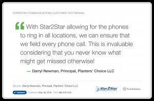 Star2Star Testimonial
